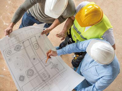 易达恒通新建两万多平的库房已经开工
